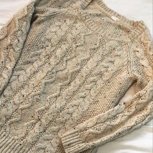 3/30$ Garage nit sweater beige